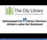 Earl E. Literacy: Author Karl Beckstrand