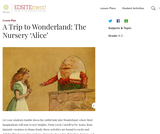 A Trip to Wonderland: The Nursery 'Alice'