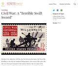 """Civil War: A """"Terrible Swift Sword"""""""