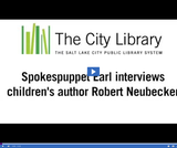 Earl E. Literacy: Author Robert Neubecker