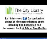 Earl E. Literacy: Author Gail Carson Levine