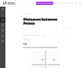 6.NS Distances between Points