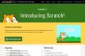 SSFUSD's Creative Computing Science 3-5 Curriculum Green - Unit 1: Lesson 1