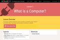 FUSD's Creative Computing K-2 Curriculum - Red: Unit 1 Lesson 1