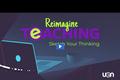 Reimagine Teaching Webinar Series: Sketch Your Thinking