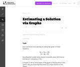 A-REI Estimating a Solution via Graphs