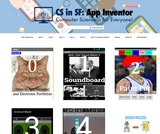 CS in SF AppInventor