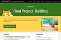 SFUSD's Creative Computing Science 3-5 Curriculum Green - Unit 5: Lesson 19