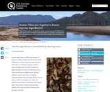 Alaskan Tribes Join Together to Assess Harmful Algal Blooms