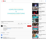 Computer Science is Changing the World