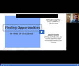 Reimagine Learning: Finding Opportunities in Times of Challenge