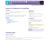 CS Fundamentals 5.10: Designing for Accessibility
