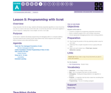CS Fundamentals 1.5: Programming with Scrat