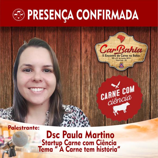 DSc Paula Martino