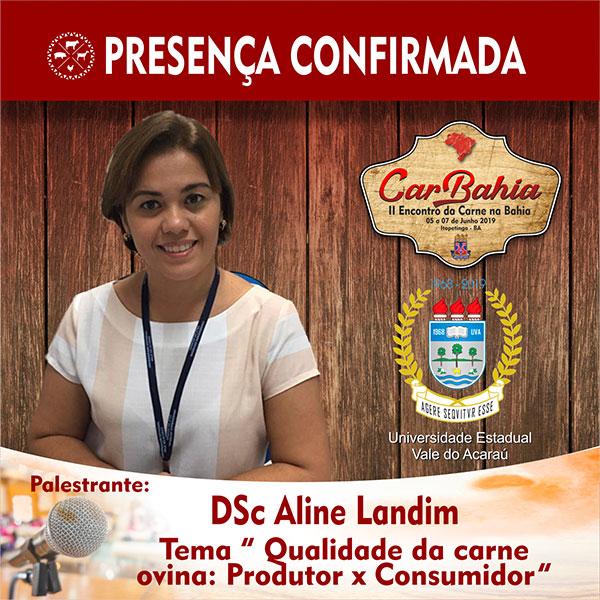 DSc Aine Landim