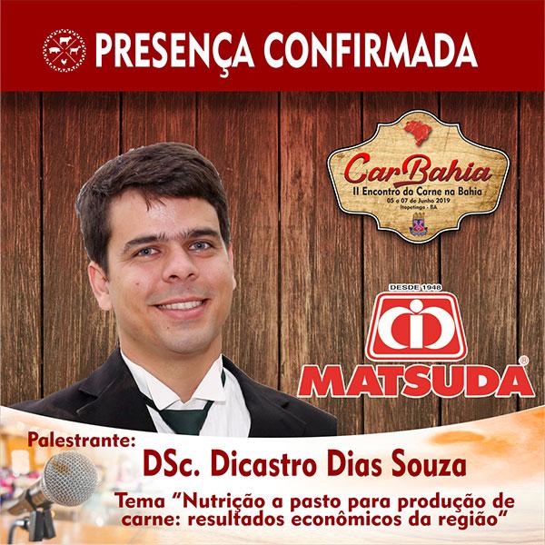 DSc Dicastro Dias Souza