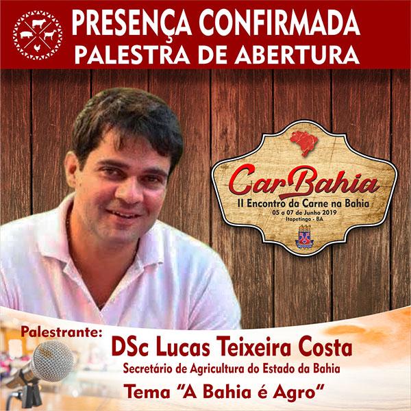 DSc Lucas Teixeira Costa