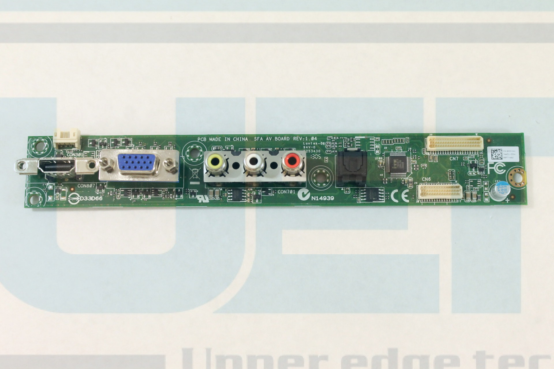 Upper Edge Technologies N9yk4 Inspiron One 2320 Board Hdmi Vga Rca To Circuit Product Description