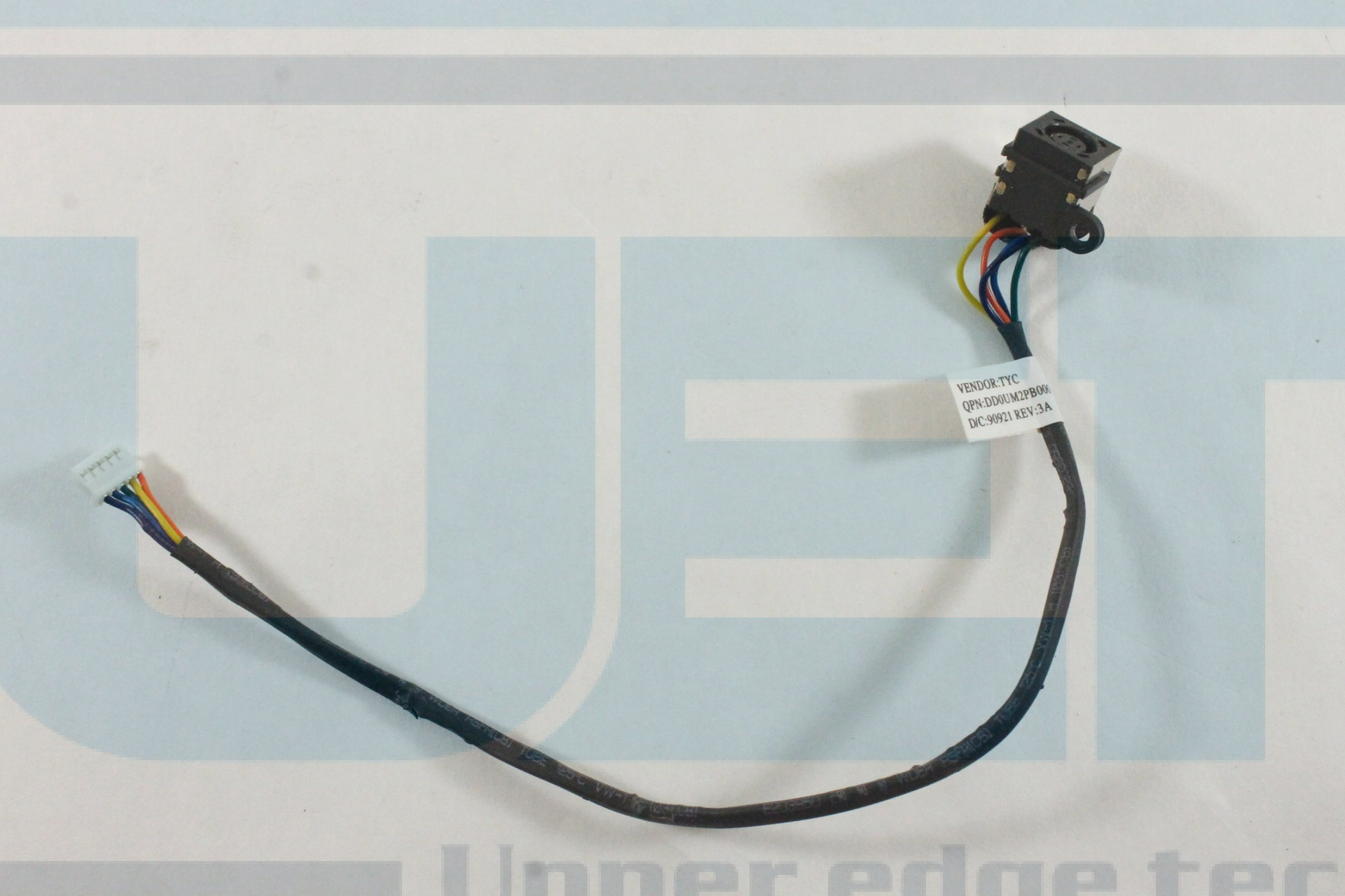 Dell Oem Inspiron 1570 Laptop Dc Jack Cable Dd0um2pb000 Wiring Item Condition