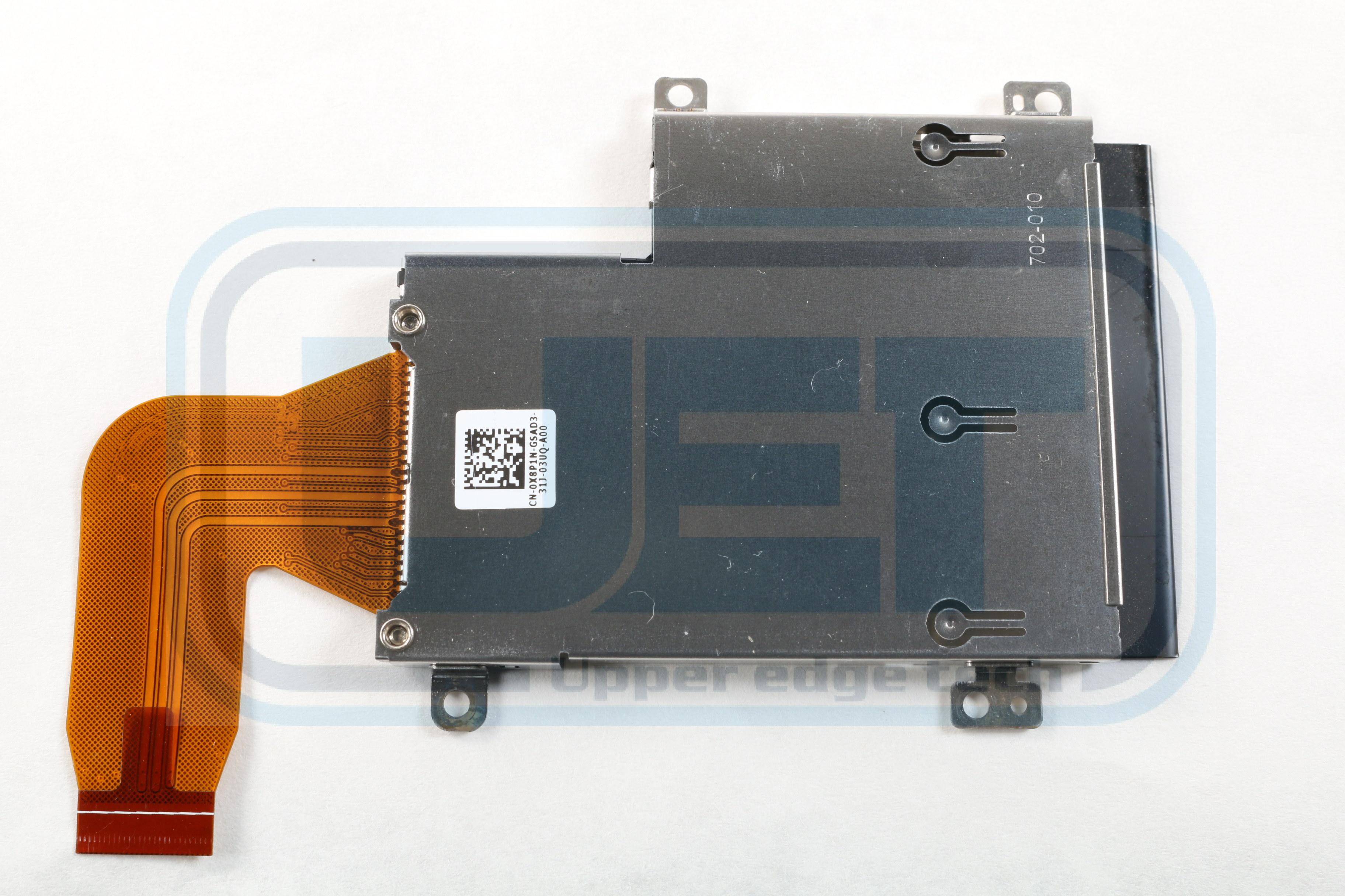 HDD Hard drive caddy for dell precision M4600 M4700 M6600 M6700 M4800 M68Q JB
