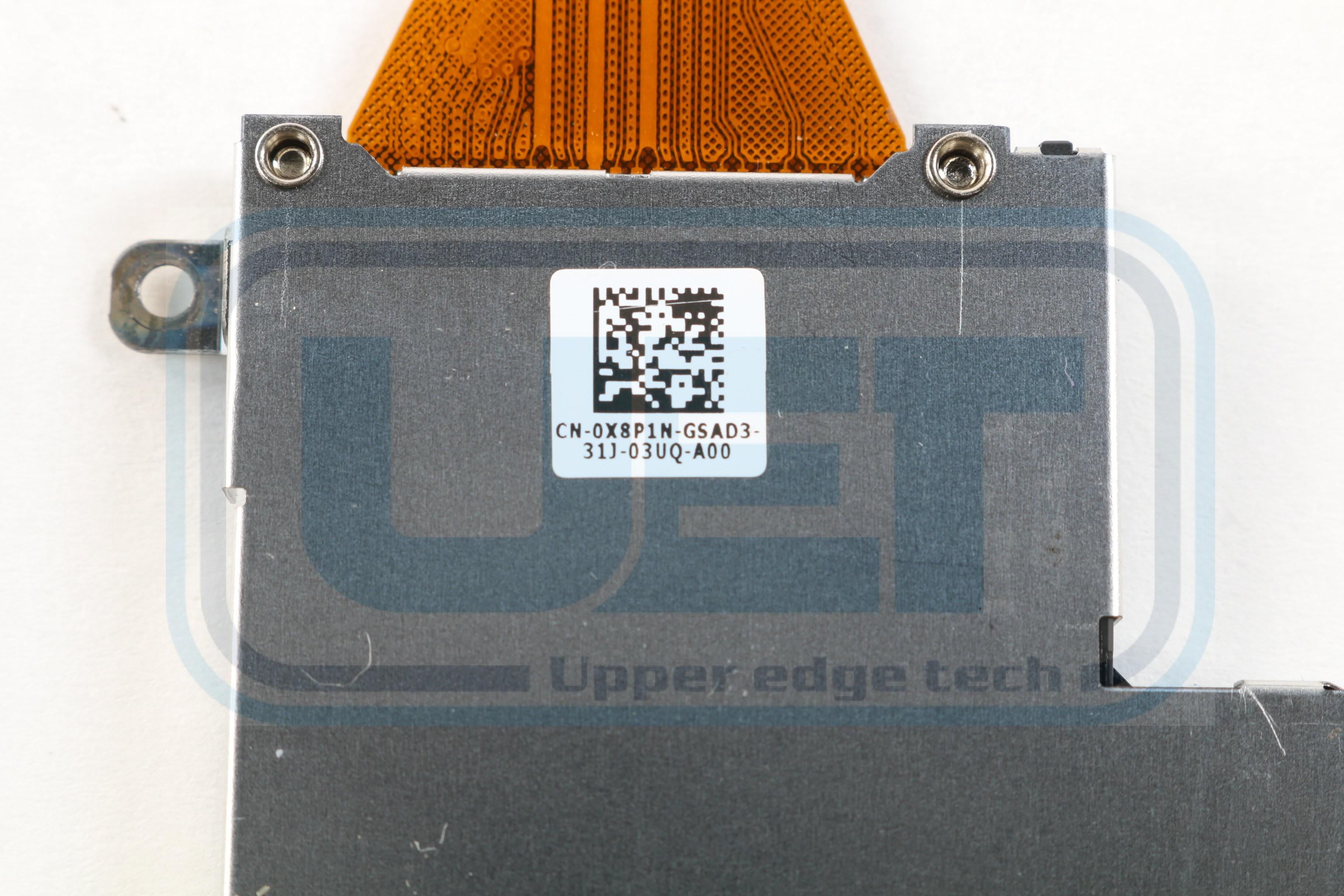 Dell Precision M6800 X8P1N EC Card Slot Board M6700 M4800 M4700