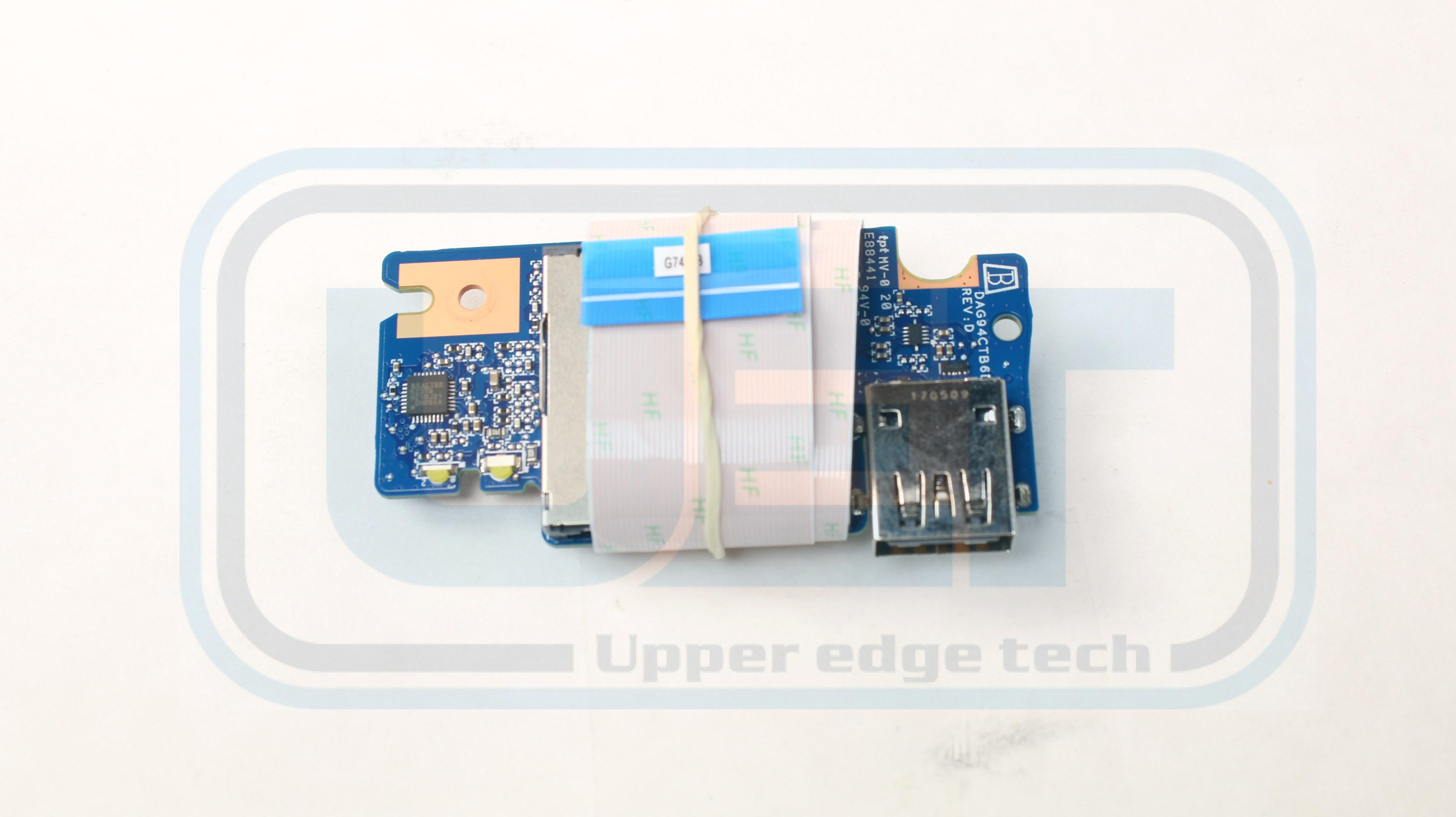 L20454-001 LS-G072P GENUINE HP HD CONNECTOR BOARD 15-DA 15-DA0073WM CC37