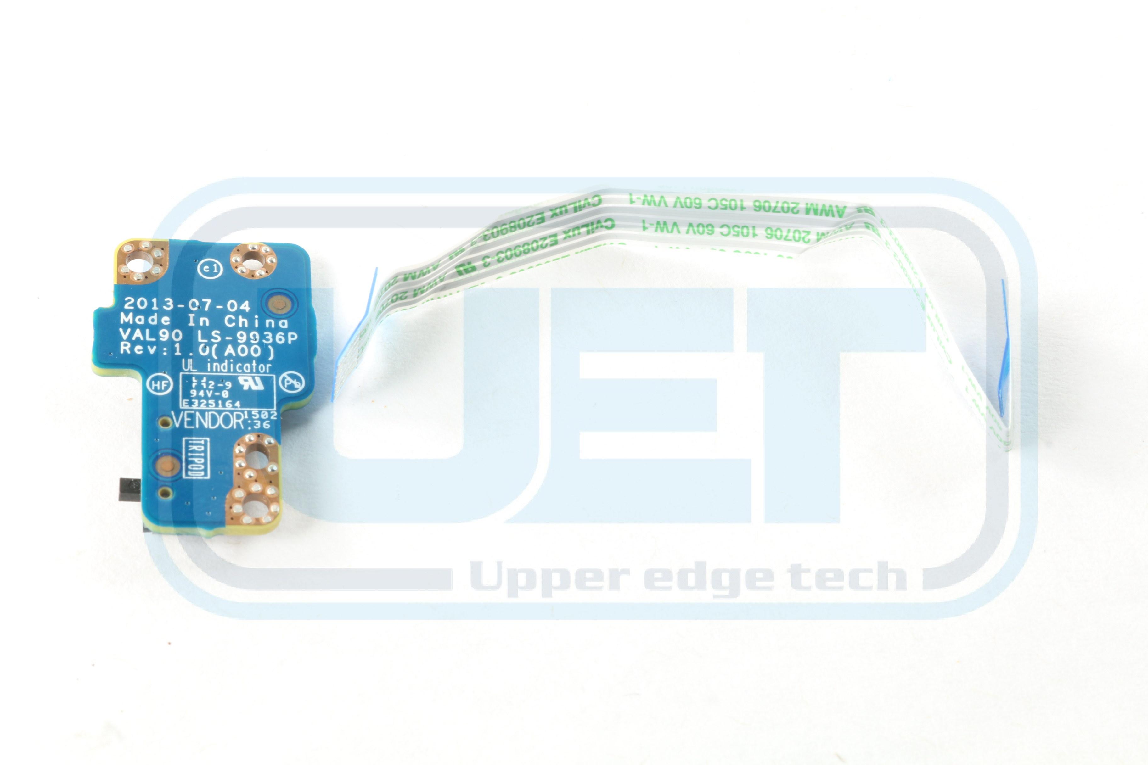 Dell Latitude E6440 XWHRR WiFi Wireless Switch Sniffer Board LS-9936P