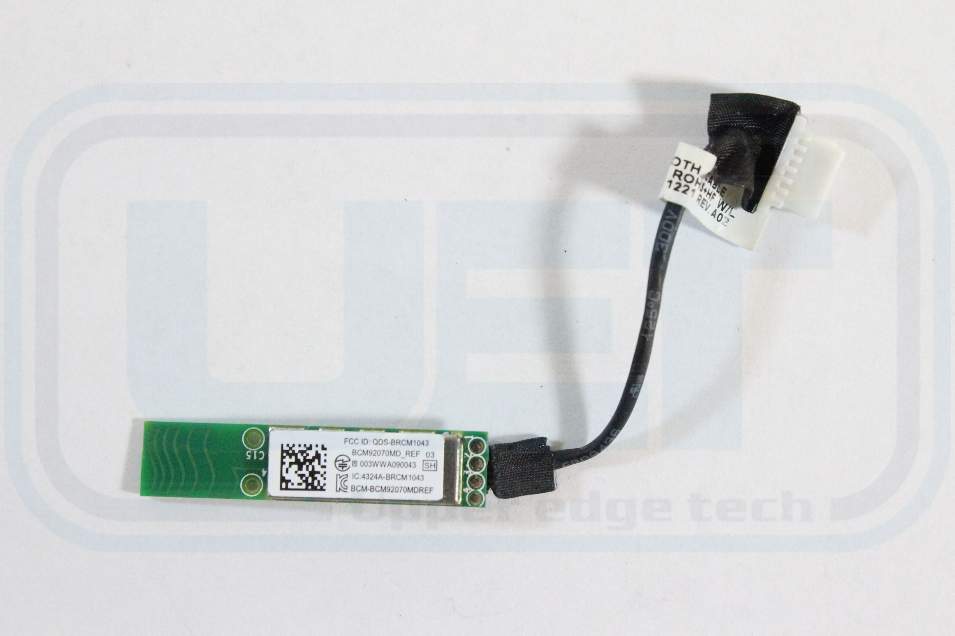HP Elitebook 8440p 537921-001 Bluetooth W/ Cable Board BCM92070MD