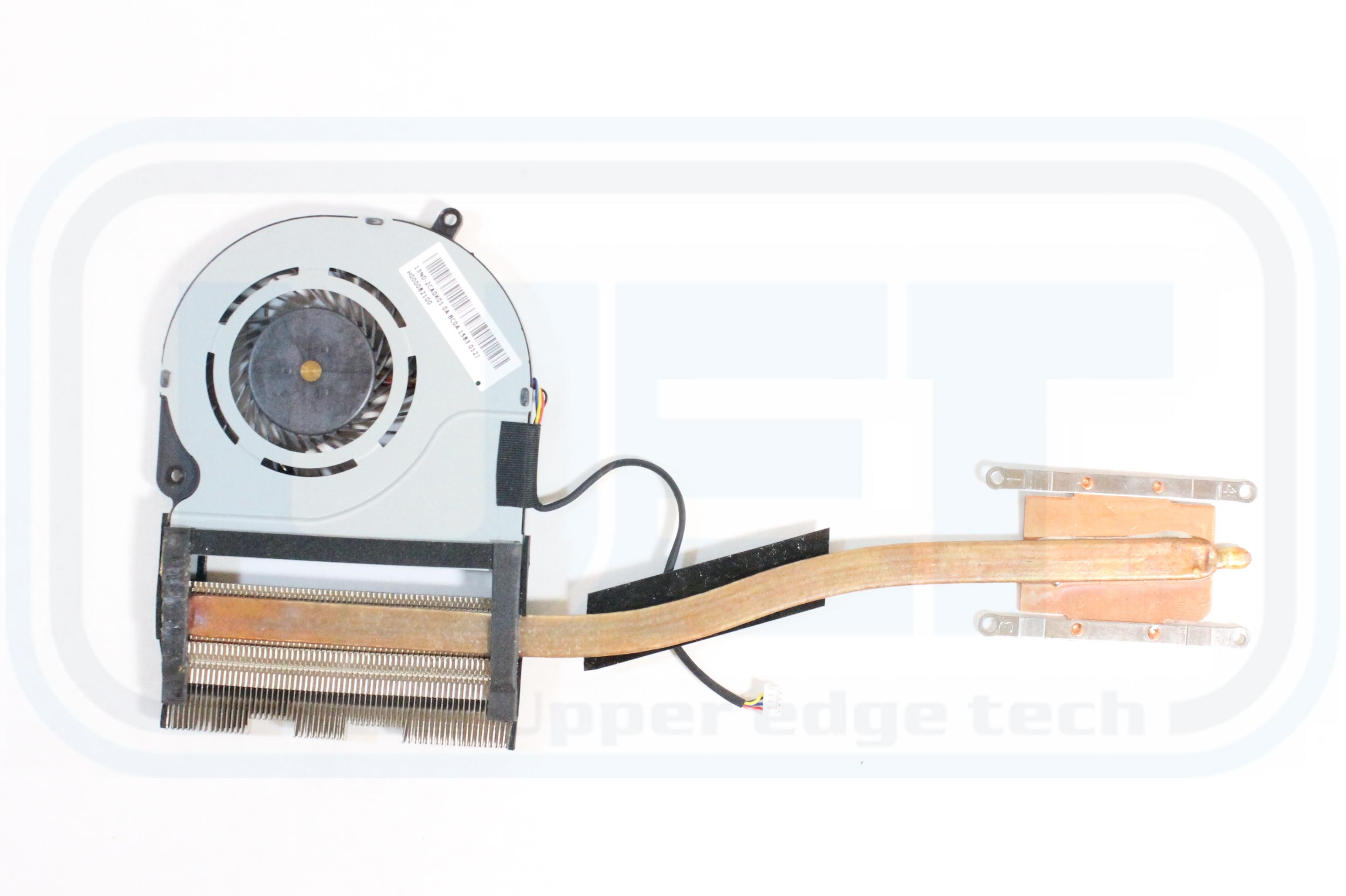 Toshiba Satellite P55W-C5200X Heatsink /& Fan H000082100 Tested Warranty