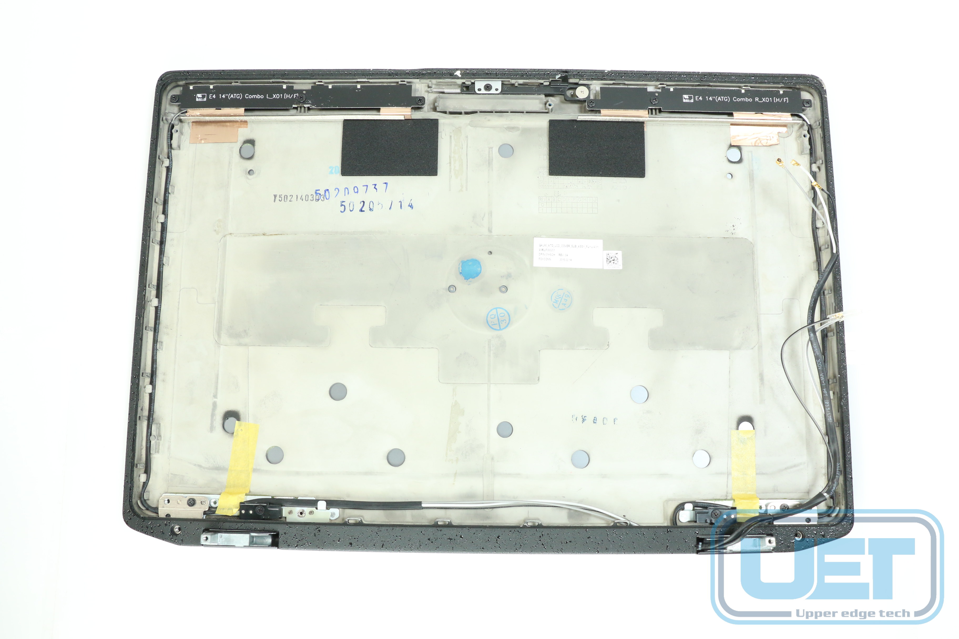 Dell Latitude E6430 ATG LED 1K5CH Gray Back Cover Latitude E6430 ATG Grade C