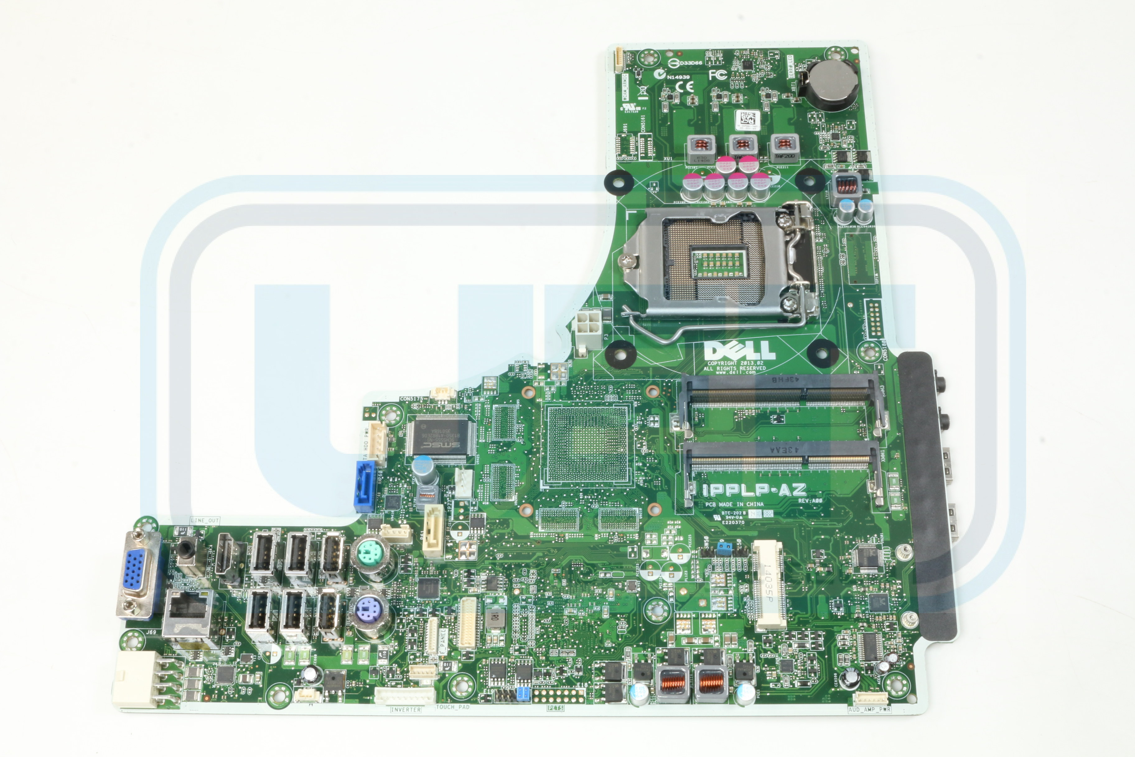 Dell Flawed Optiplex 9020 AIO Motherboard WPG9H 567 Intel Tested