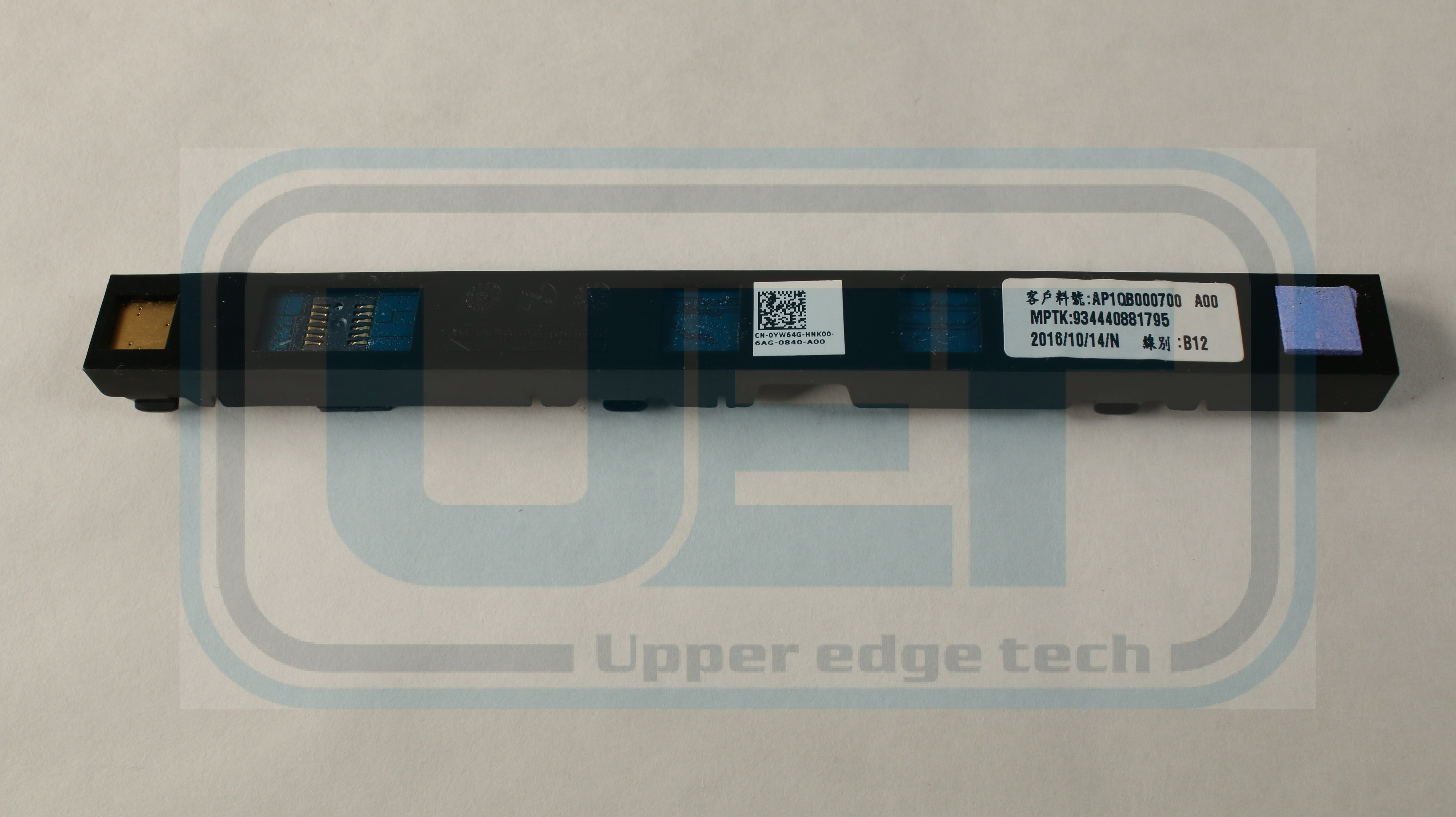 Dell Alienware 17 R4 YW64G Tobii Eye Tracker Module Board