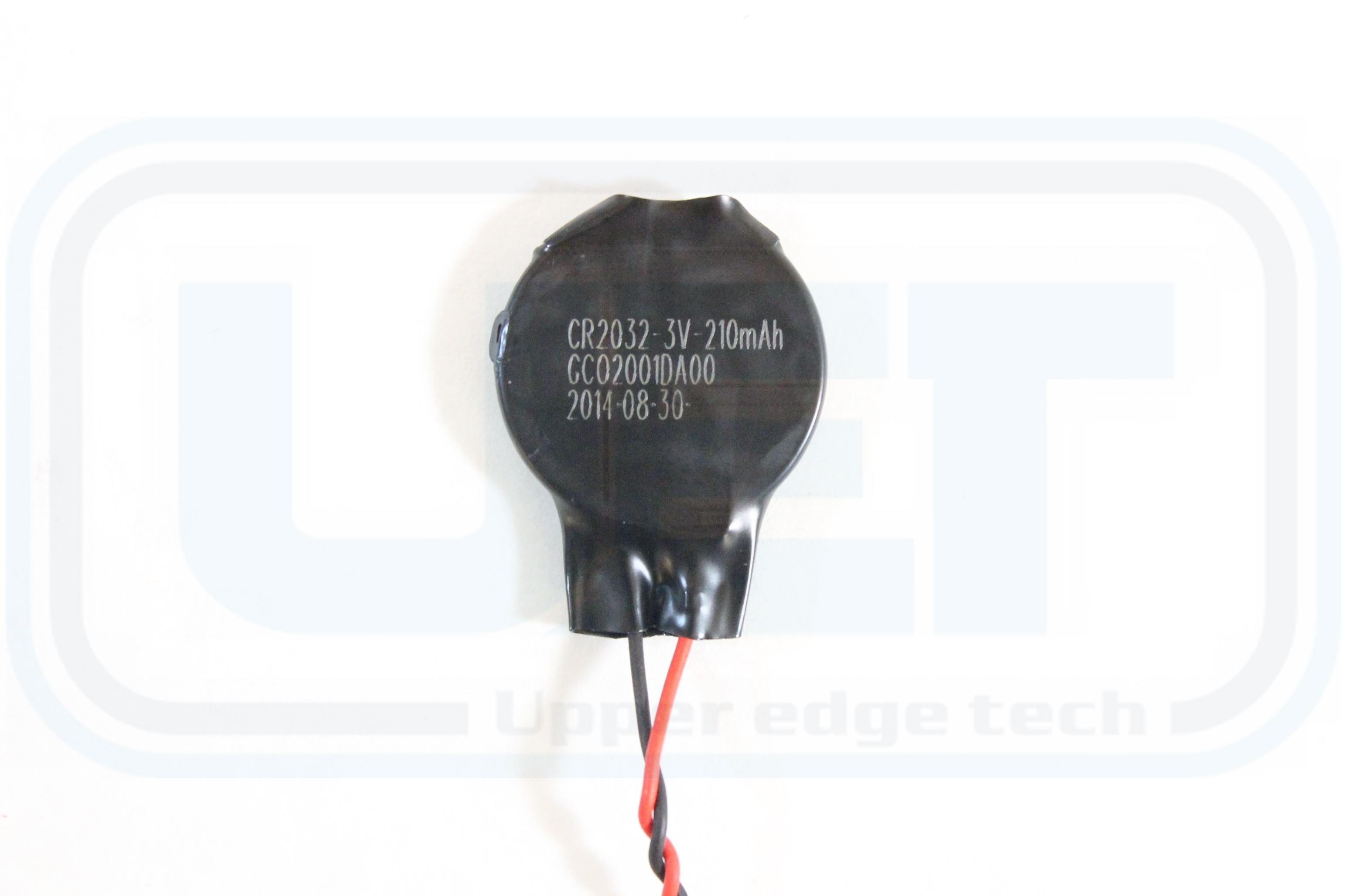 Lenovo GC02001DA00 2 Prong BIOS Battery Thinkpad E545