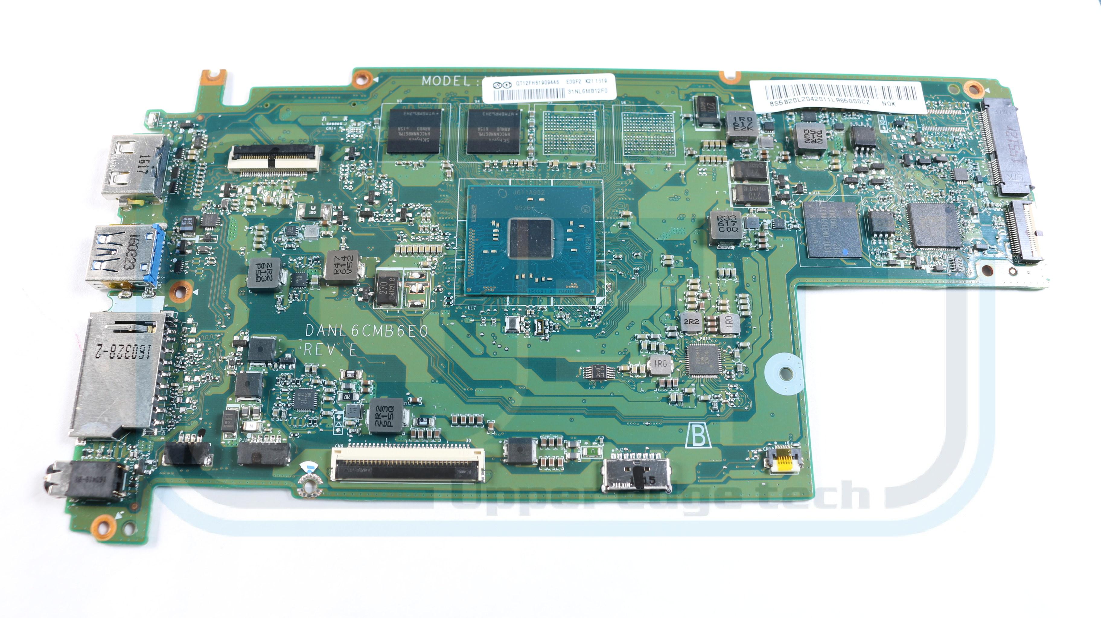 Lenovo IdeaPad N22 Motherboard 5B20L08676 Intel Celeron N3050 1.60GHz.