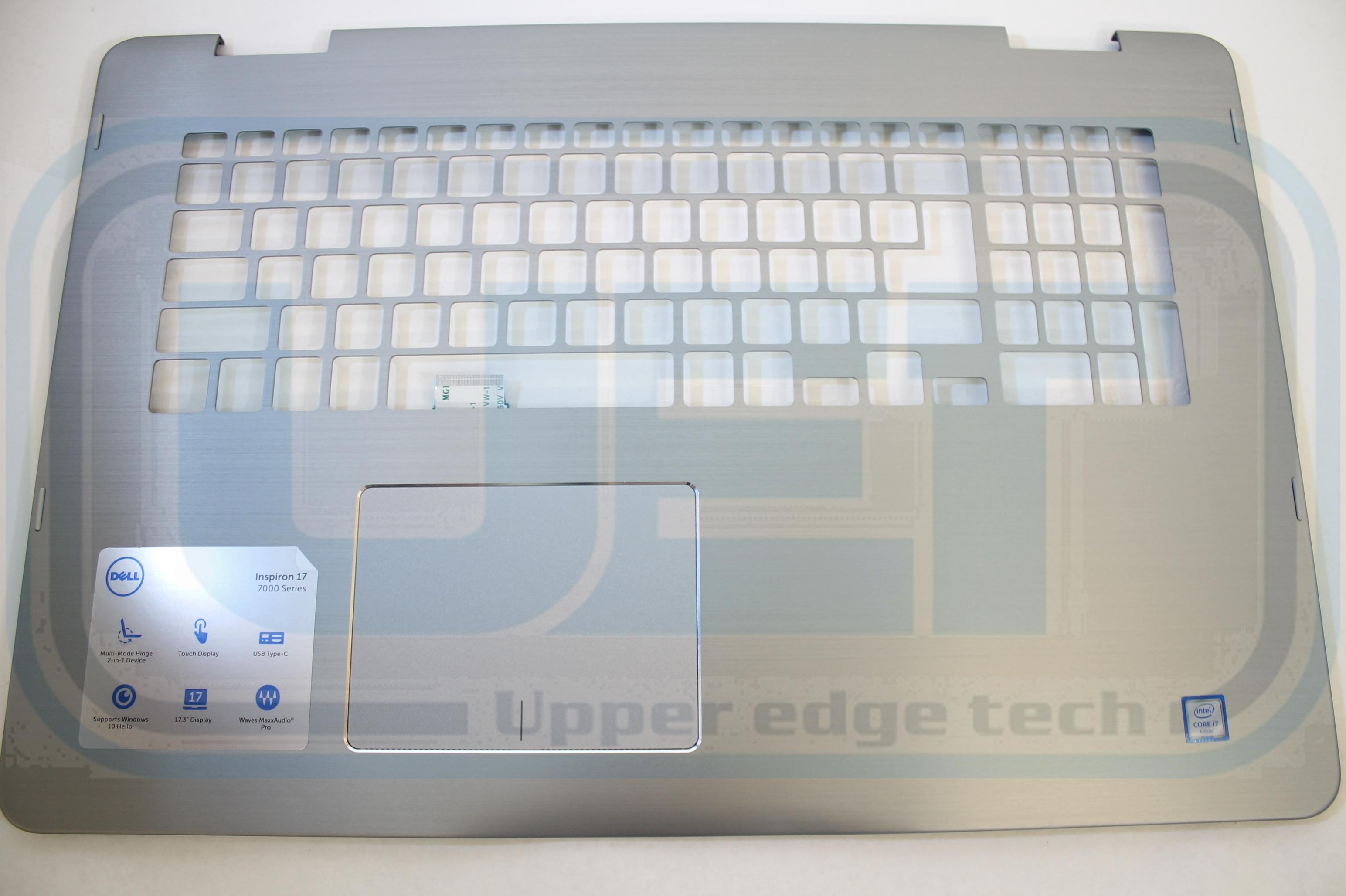 Dell Laptop Palmrest 77T1N Silver D14PH-V7YNH Inspiron 7778