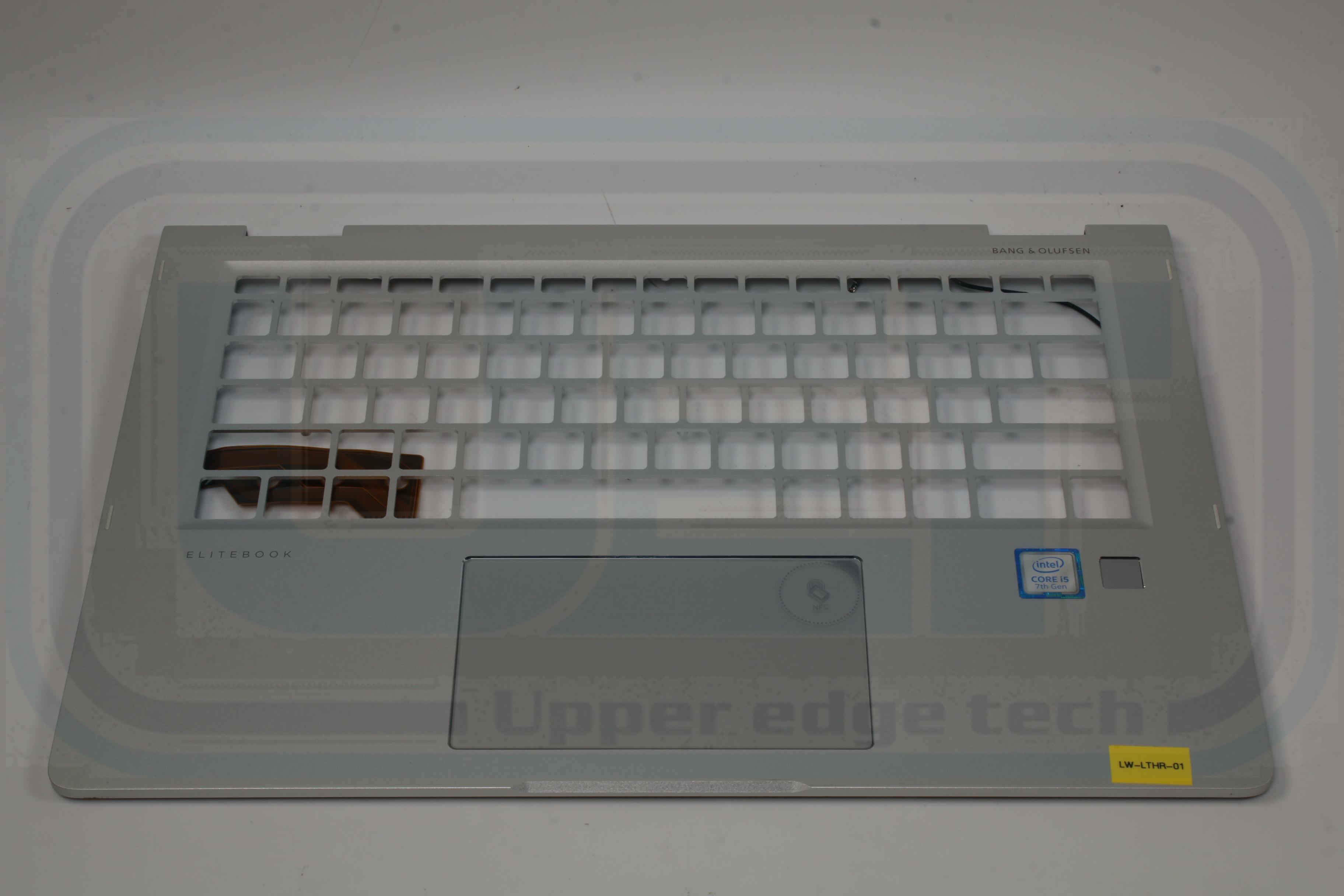 HP Elitebook 1020 G1 Laptop Palmrest Fingerprint 790077-001 Silver Grade A