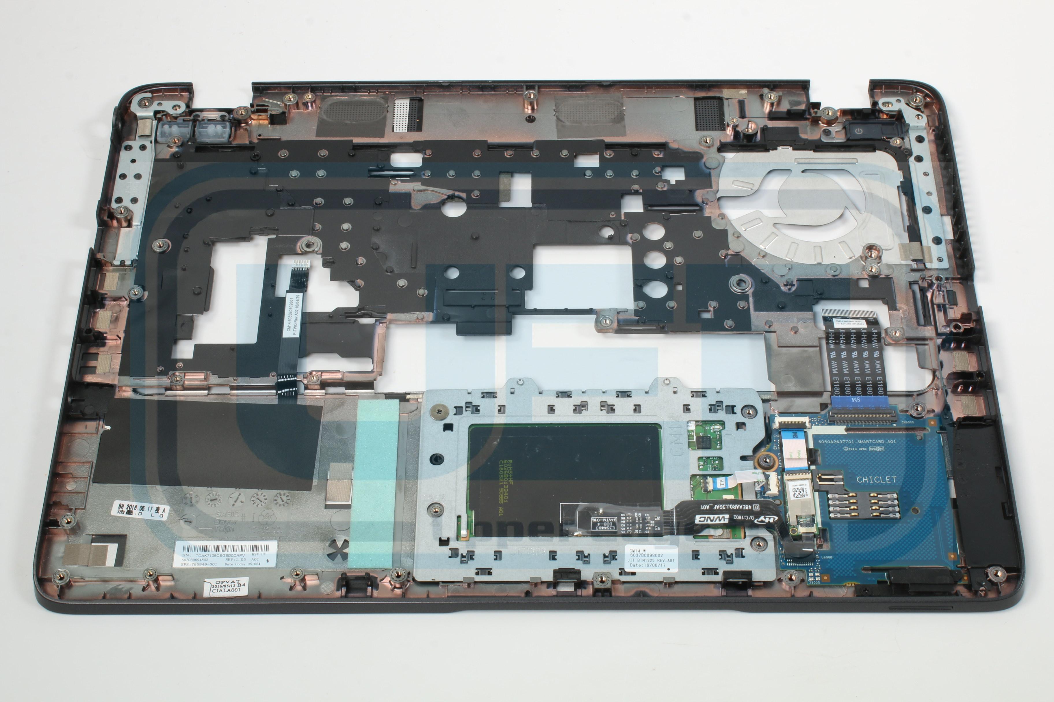 HP Zbook 14 G2 Laptop Palmrest 795949-001 Grade B Tested Warranty