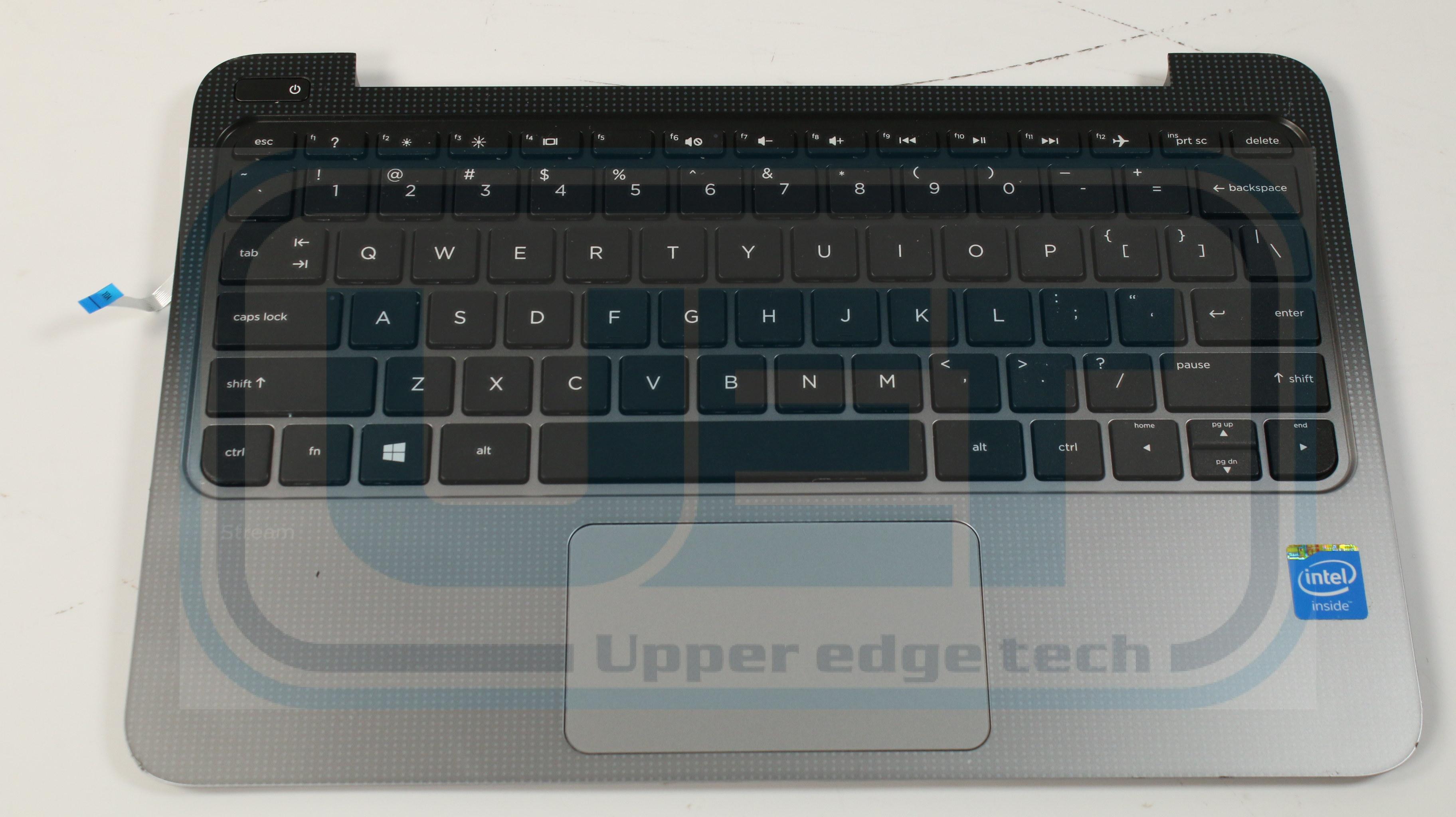 Genuine HP Folio 9470m Laptop Palmrest Touchpad 702851-001 Grade B