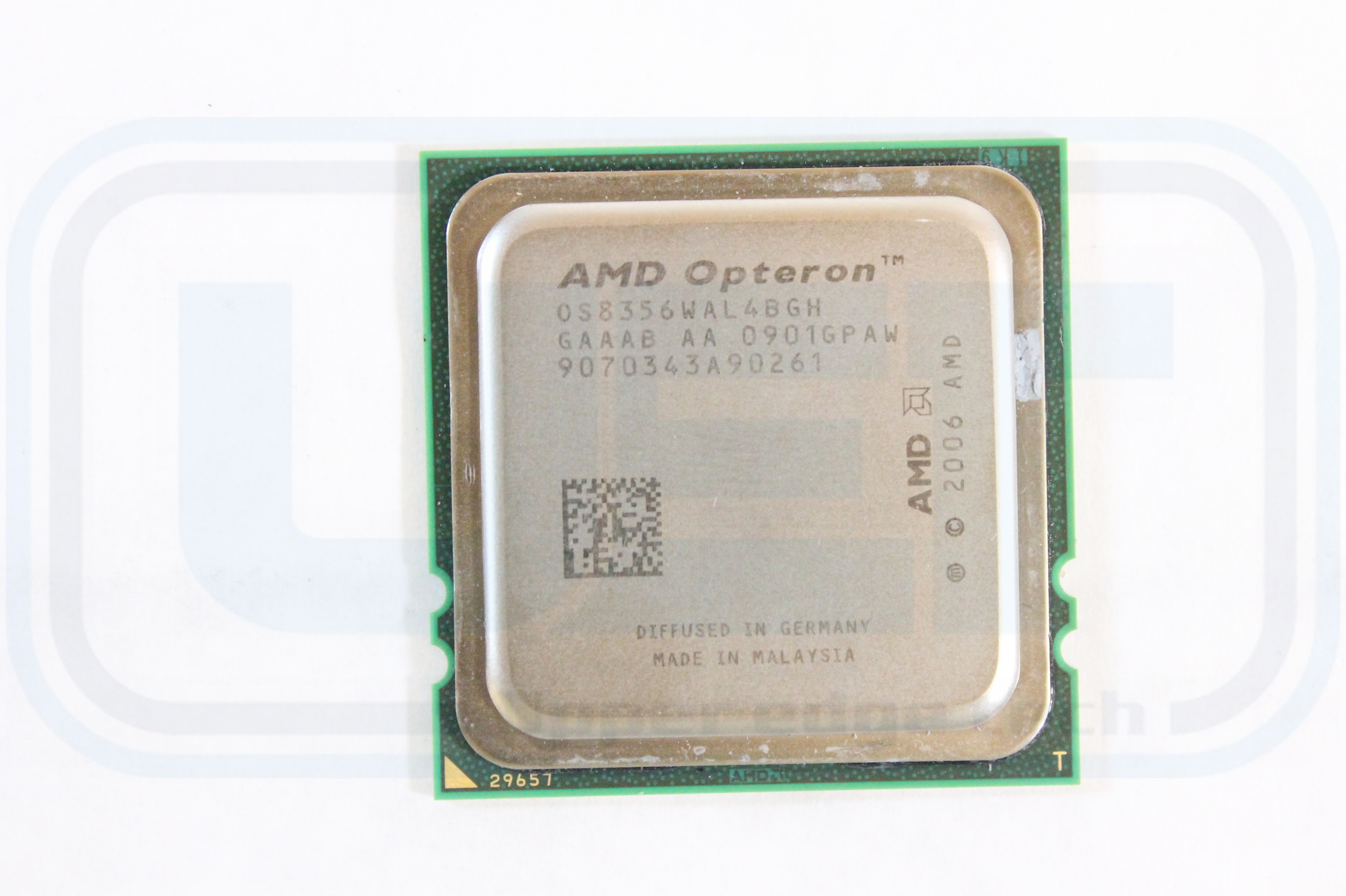 AMD Laptop Processor OS8356WAL4BGH Opteron GAAAB 2 3GHz