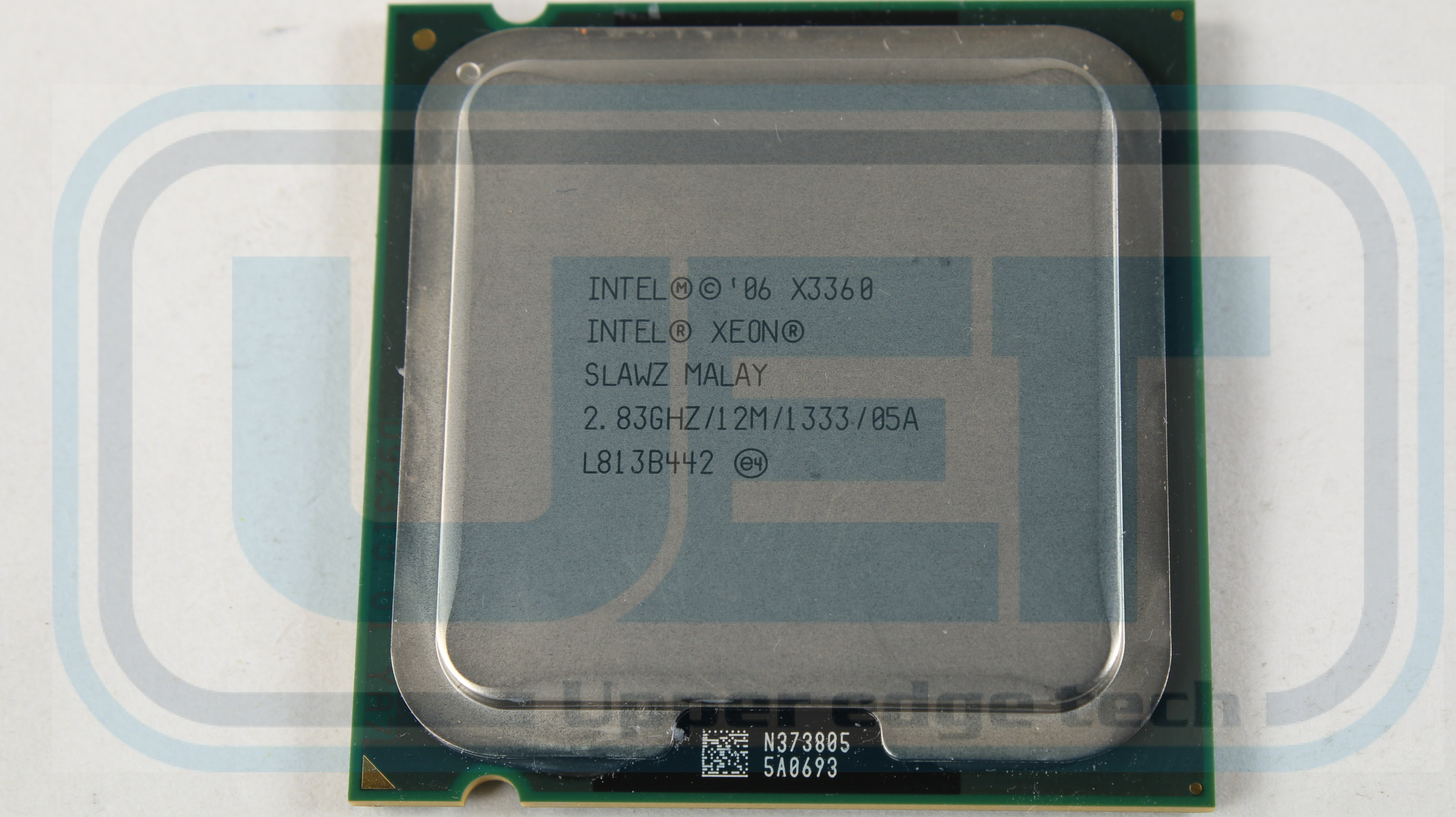 Intel Laptop Processor SLAWZ Xeon Xeon X3360 2.83GHz 1333MHz Tested Warranty