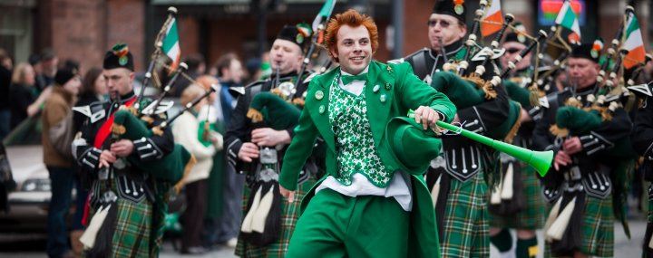 Infographic: St. Patrick's Day for Bars and Restaurants