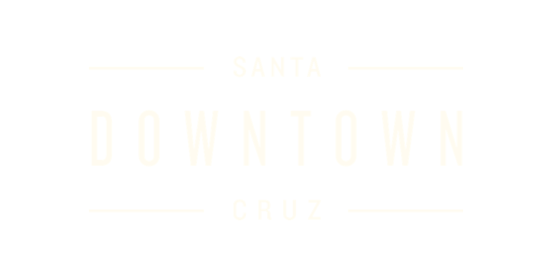 Logo for Downtown Santa Cruz
