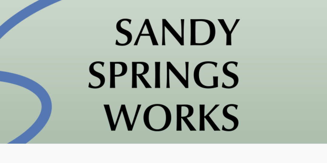 Logo for Sandy Springs, GA