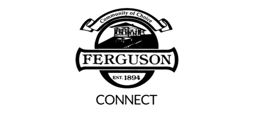 Logo for City of Ferguson, MO