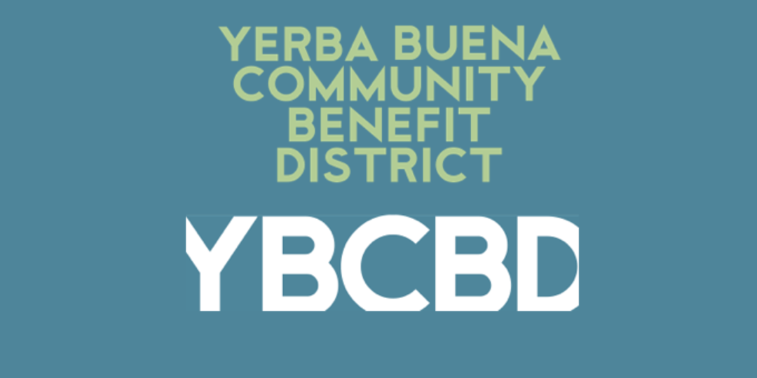 Logo for Yerba Buena Community Benefit District (YBCBD)