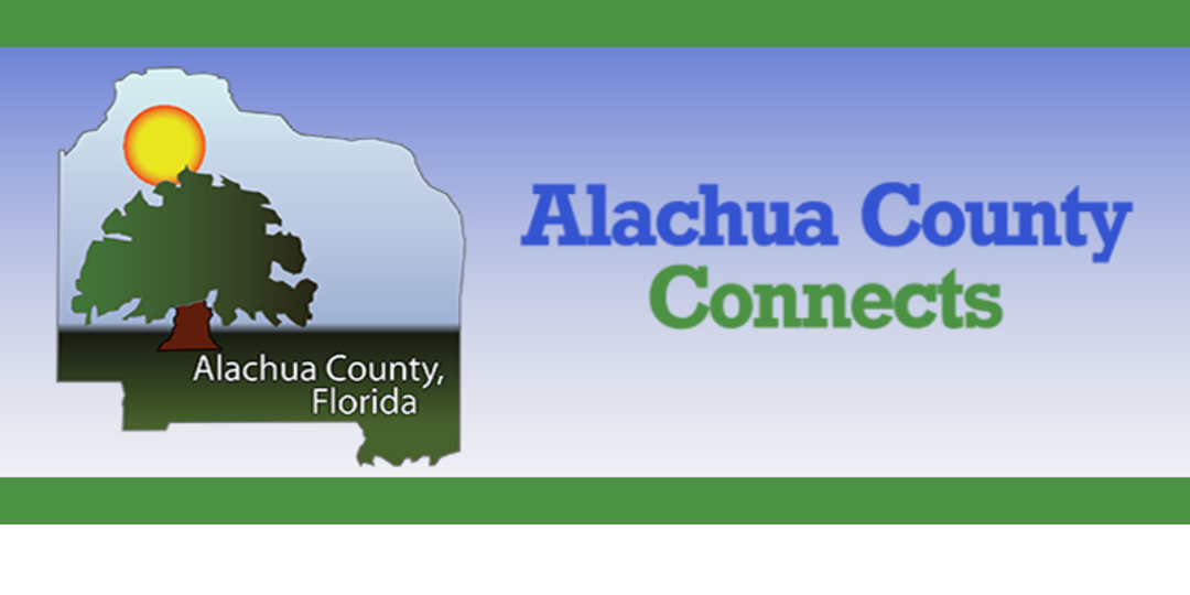 Logo for Alachua County, FL