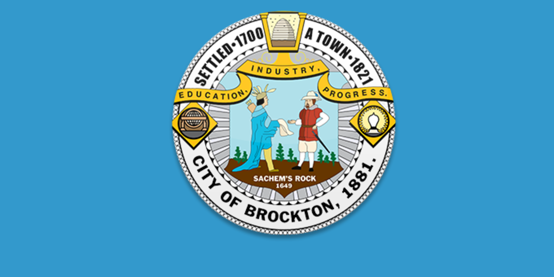 Logo for Brockton, MA