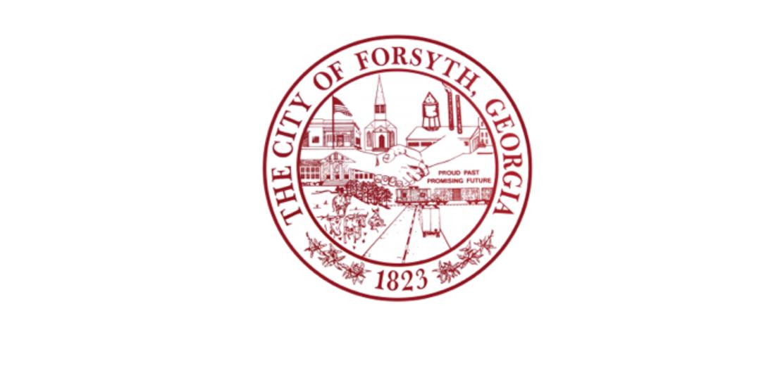 Logo for Forsyth, GA
