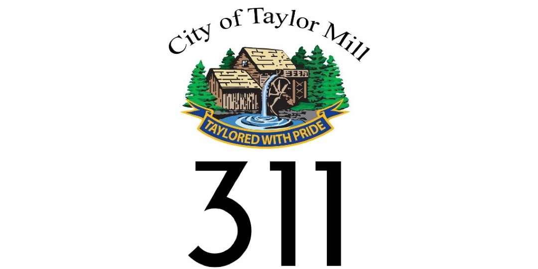 Logo for City of Taylor Mill, KY