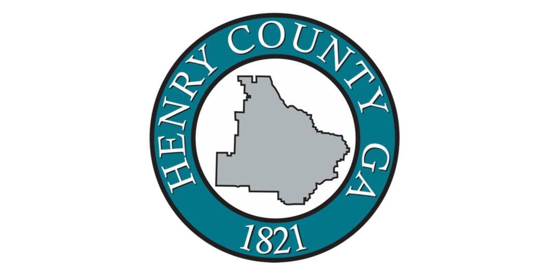 Logo for Henry County, GA